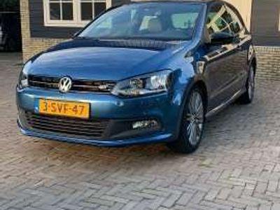 tweedehands VW Polo Blue GT 1.4 TSI