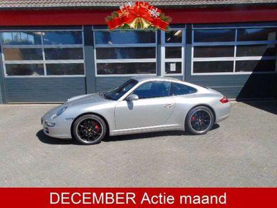 tweedehands Porsche 911 Carrera 4S 997 3.8met nieuwe koppeling !!!!!!