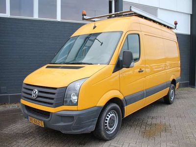 tweedehands VW Crafter 32 2.0 TDI 163PK L2H2 - Airco - Cruise - Imperiaal