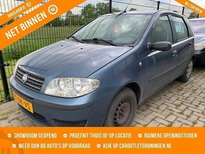 tweedehands Fiat Punto 1.2 Active | INRUILKOOPJE | 130.000KM