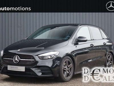 tweedehands Mercedes B180 180d | AMG | NIGHT | PANO | BUSINESS SOLUTION AMG