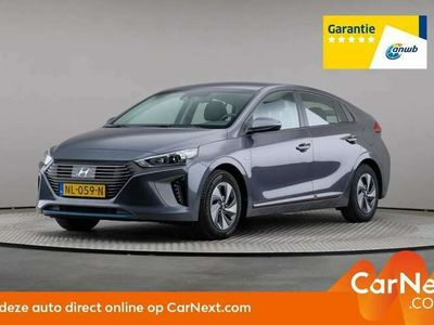 tweedehands Hyundai Ioniq 1.6 GDI i-Motion (INCL € 15.400
