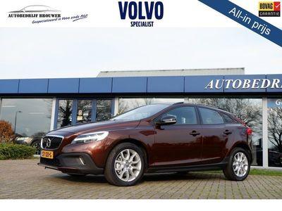 tweedehands Volvo V40 CC MY17 2.0 D3 150PK NORDIC+/ INTELLISAFE / STANDKACHEL |JUN-16| *all in prijs*
