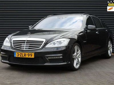 tweedehands Mercedes S63 AMG AMG L Perf. 571 pk|Pano|B&O|Massage|TV|€256.000,- nw|