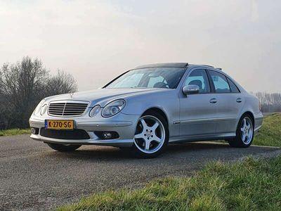 tweedehands Mercedes E320 AMG-pakket | Full Option | Dealer Onderhouden | 1e