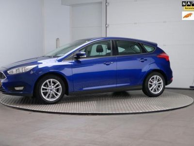 tweedehands Ford Focus 1.0 LEASE EDITION 125 PK, NAVI,ECC, CRUISE, LICHTM
