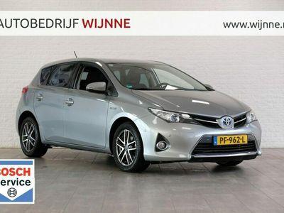 tweedehands Toyota Auris 1.8 Hybrid CVT 5-drs Dynamic   Climate   PDC   Cruise   Stoelverwarming