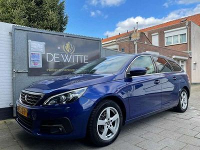 tweedehands Peugeot 308 SW 1.2 PureTech Allure PANO LANE ASSIST LEDER