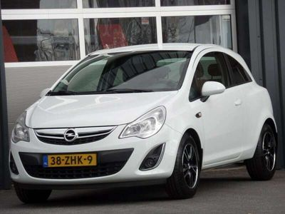 tweedehands Opel Corsa 1.2 EcoFlex Anniversay Edition LPG Airco Dealer on
