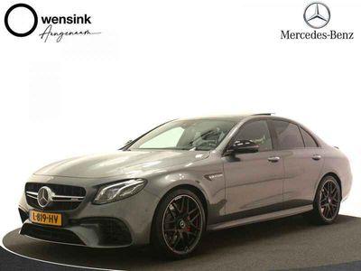 tweedehands Mercedes S63 AMG E-KlasseAMG 4Matic Premium Plus   Rij-assistentie plus   AMG..
