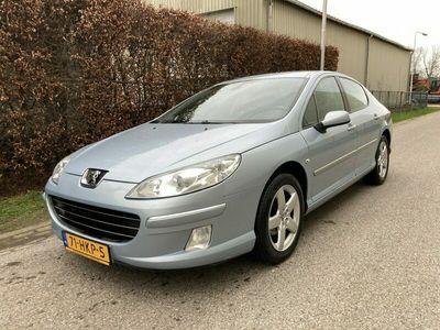 tweedehands Peugeot 407 2.0 HDiF STX / AUTOMAAT / 173dkm! NAP!