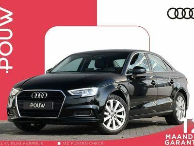 tweedehands Audi A3 Limousine 1.5 TFSI 150pk S-tronic Design + Navigatie + Parkeersensoren Achter