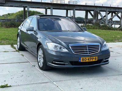 tweedehands Mercedes S450 450 CDI L. Pres. Pl