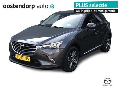 tweedehands Mazda CX-3 2.0 SkyActiv-G 150 GT-M 4WD Trekhaak / Led / Leder / Bose