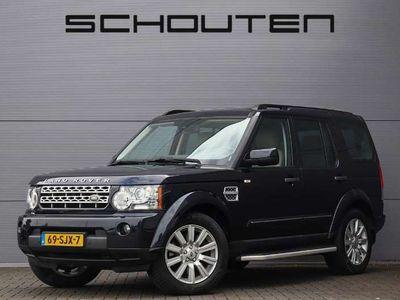 tweedehands Land Rover Discovery 3.0 SDV6 HSE 7-Pers. Navi Schuifdak Leer Xenon Tre