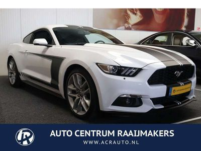 tweedehands Ford Mustang Fastback 2.3 EcoBoost LEDER CRUISE CONTROL CLIMATE