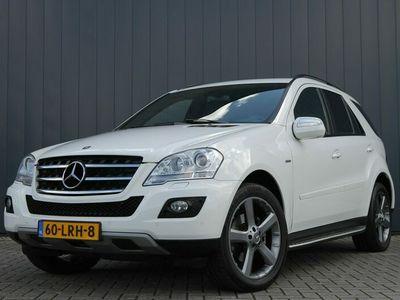 tweedehands Mercedes 300 M-KLASSECDI BlueEFFICIENCY Prestige AUTOMAAT / NAVI / LEDER / SCHUIFDAK