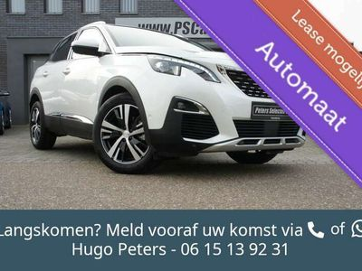 tweedehands Peugeot 3008 1.2 PureTech Allure 360cam/Bluetooth/Navi/Trekhaak