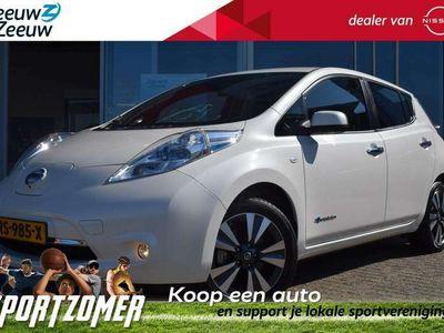 tweedehands Nissan Leaf Business Edition 30 kWh € 2000,- Subsidie mogelijk