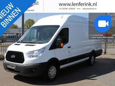 tweedehands Ford Transit 2.0 TDCI 130 pk L4H3 Trend Airco, Camera achter, PDC V+A, Cruise Control, Lane A