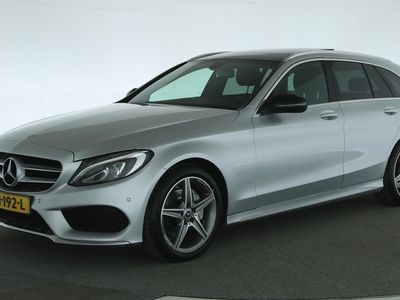 tweedehands Mercedes 180 C-KLASSE ESTATEAMG Aut.