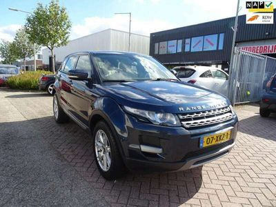 tweedehands Land Rover Range Rover evoque 2.2 eD4 2WD Pure