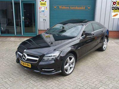 tweedehands Mercedes CLS350 CDI