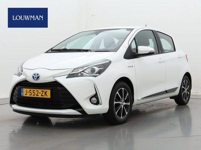 tweedehands Toyota Yaris 1.5 Hybrid Design Sport | Climate | Cruise | Licht & Regensensor | Rijstrooksensor |