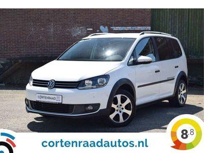 tweedehands VW Touran Cross  1.4 TSI | Navigatie | Airco-Clima | Privacy Glass | Parkeersensoren V+A