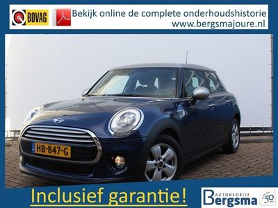 tweedehands Mini Cooper D 1.5JCW ✅ NAVI XENON WIRED