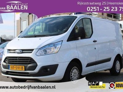 tweedehands Ford Custom Transit270 2.2 TDCI L1H1 EDITION 3PERS AIRCO CRUISE 94000