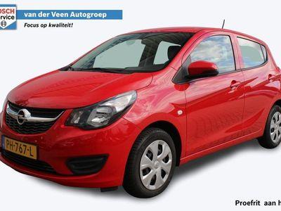 tweedehands Opel Karl 1.0 ecoFLEX Edition Airco,cruise control, stuurbekrachtiging.