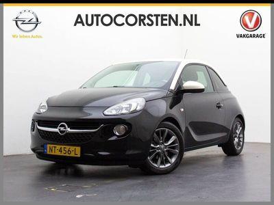 "tweedehands Opel Adam 1.2 Glam 1/2Leder Airco Pdc-Achter 16""LM Cruise Control Isofix Elek.Spiegels+Ramen-Voor Centr.Deur.Vergr. BlueTooth."