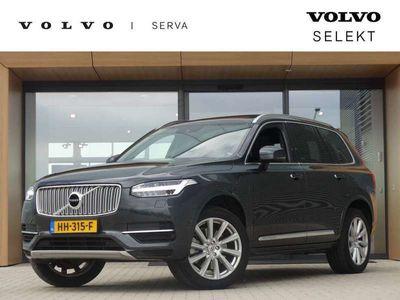 tweedehands Volvo XC90 T8 Twin Engine INC BTW 49.995 AWD Inscription Scan