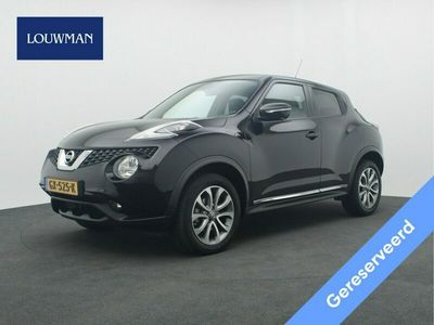 tweedehands Nissan Juke 1.6 Connect Edition Automaat | 360° Camera | Dodeh