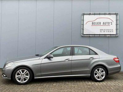 tweedehands Mercedes E350 CGI Avantgarde Automaat/Navigatie/Xenon.
