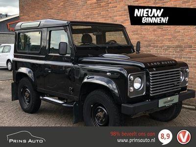 tweedehands Land Rover Defender 2.2 TD4 90 SE SW | AIRCO | ALPINE | SIDE BARS