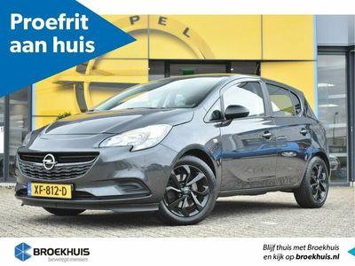 "tweedehands Opel Corsa 1.0 Turbo Color Edition | Proefrit aan huis! | Comfortstoelen | Apple Carplay | Android Auto | Cruise Control | Airco | 16"" LMV | Bluetooth-Telefoonverbinding | !!"