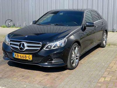 tweedehands Mercedes E200 200 BT. Amb. Avant.