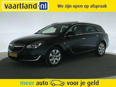 tweedehands Opel Insignia SPORTS TOURER 1.6 CDTI Executive