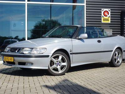 tweedehands Saab 9-3 Cabriolet 2.0t S Luxury Automaat, Airco, Cruise, Trekhaak