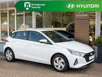 tweedehands Hyundai i20 1.2 MPI i-Motion   DAB   Park.sensoren   Stoelverw