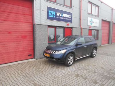 tweedehands Nissan Murano 3.5 V6 4 wd lpg/g3 bom vol motor defect !!!!!!!!!!