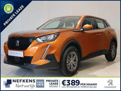 tweedehands Peugeot 2008 1.2 130 pk Active Nieuw Model