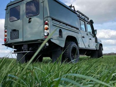tweedehands Land Rover Defender Defender130 crew cab 2.4 153400 km