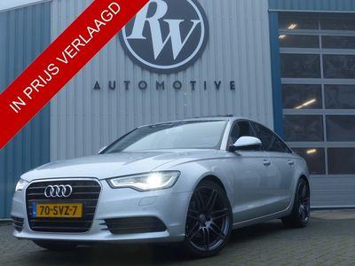 tweedehands Audi A6 3.0 TDI V6 20''/Bi-Xenon/Leder/Navi/ Dak/NL auto/N