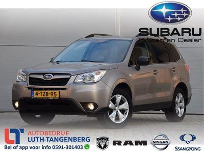 tweedehands Subaru Forester 2.0 Intro