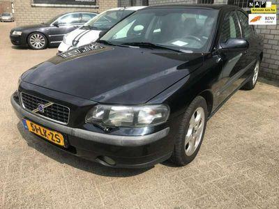 tweedehands Volvo S60 2.4 Edition airco trekhaak APK 30-10-2021