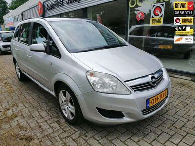 tweedehands Opel Zafira 1.9 CDTi Business 7 prs airco,navi,parkeersensoren