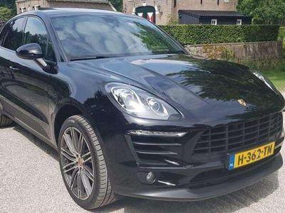 """tweedehands Porsche Macan 2.0 GTS panorama/XENON/21""""/dealer onderhouden"""